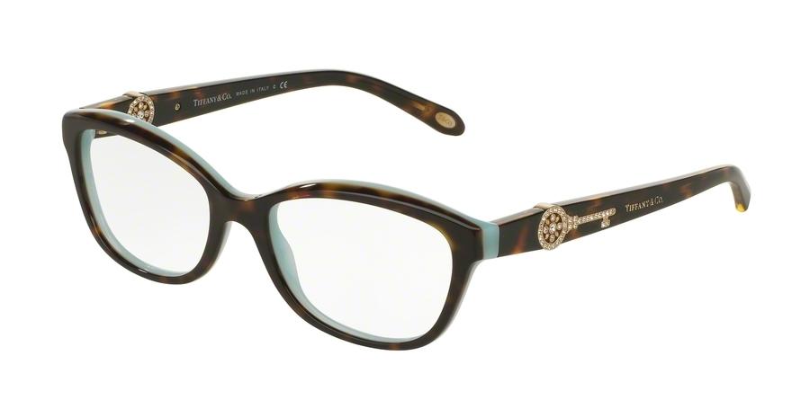 Tiffany Eyeglass Frames With Crystals : Tiffany 2127B Eyeglasses