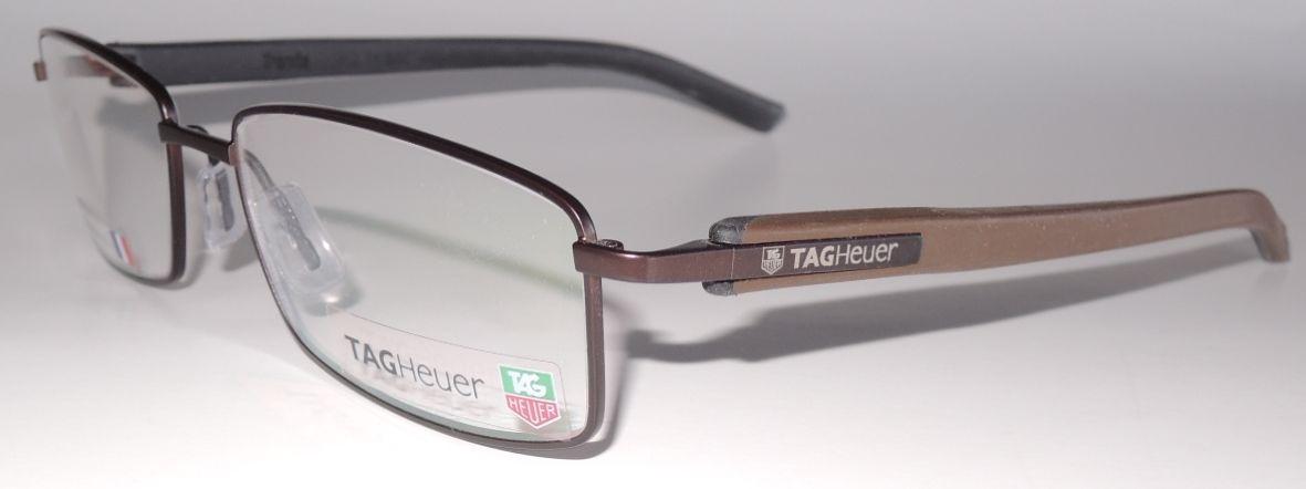 Tag Heuer Eyeglass Frame Repair : Tag Heuer 8007 Eyeglasses