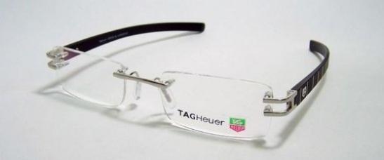Tag Heuer Eyeglass Frame Repair : Tag Heuer 5070 Eyeglasses