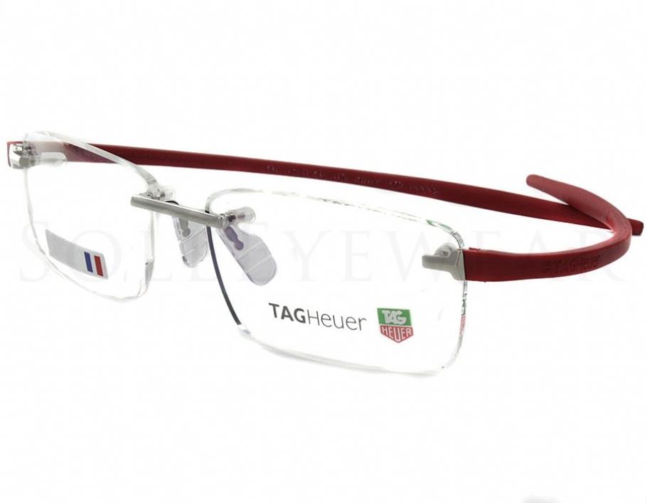 Tag Heuer Eyeglass Frame Repair : Tag Heuer 3101 Eyeglasses