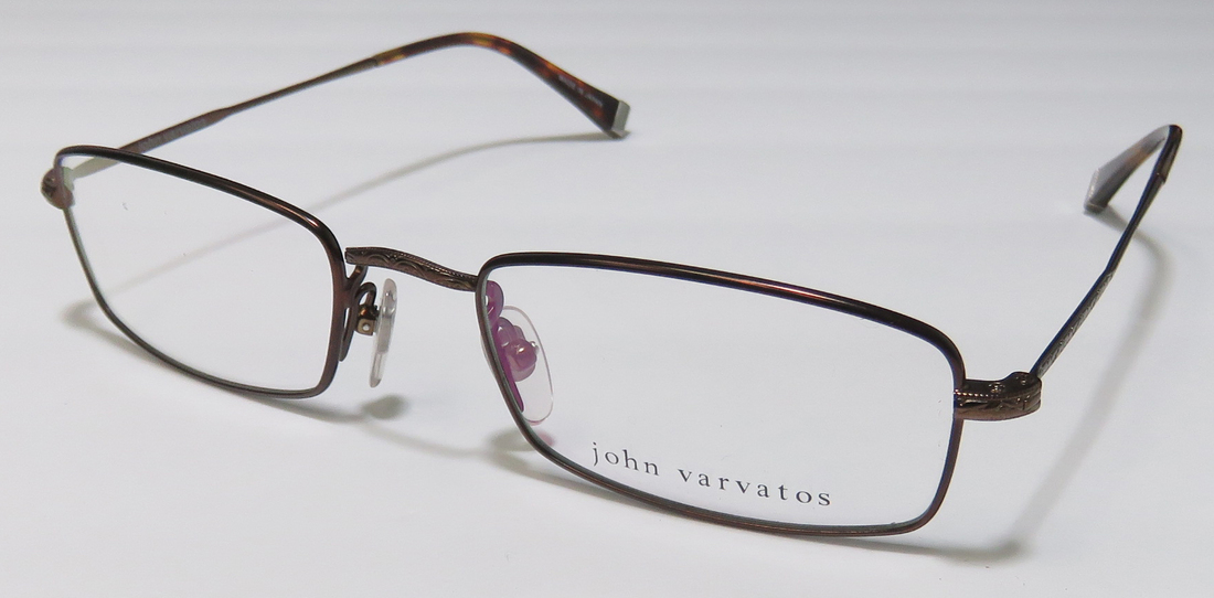 JOHN VARVATOS V139 BROWN