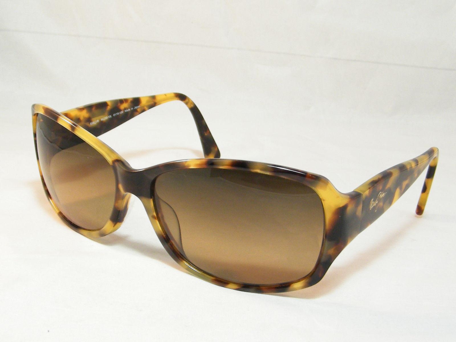 e417da3a33e5 Maui Jim NALANI 295 Sunglasses