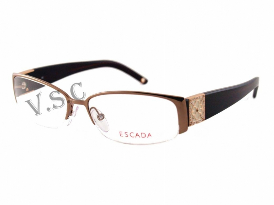 Escada Eyeglass Frames : Escada Eyeglasses - Luxury Designerware Eyeglasses