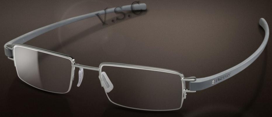 Tag Heuer Eyeglass Frame Repair : Tag Heuer 7206 Eyeglasses