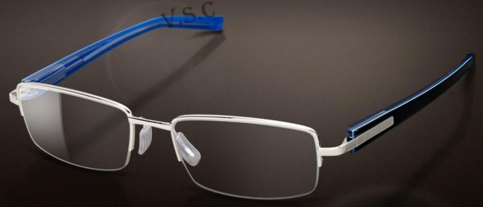 Tag Heuer Eyeglass Frame Repair : Tag Heuer 8204 TRENDS Eyeglasses