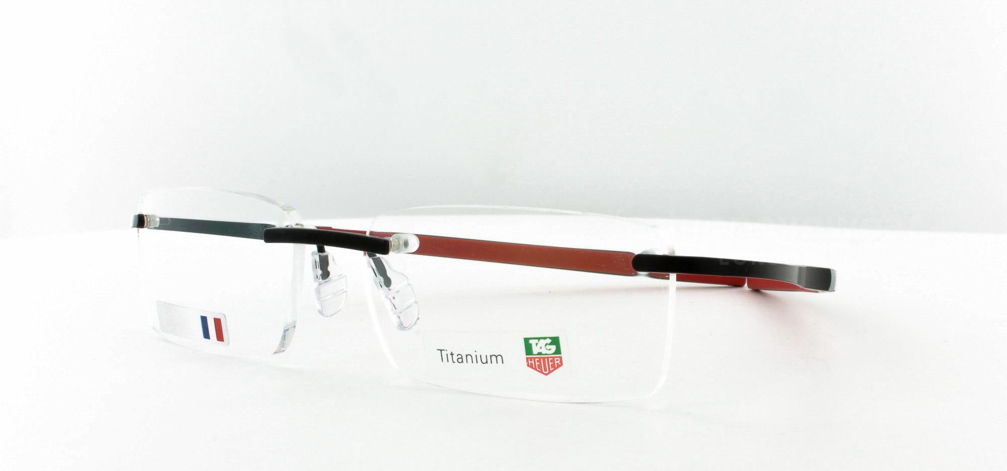 Tag Heuer Eyeglass Frame Repair : Tag Heuer 0342 Eyeglasses
