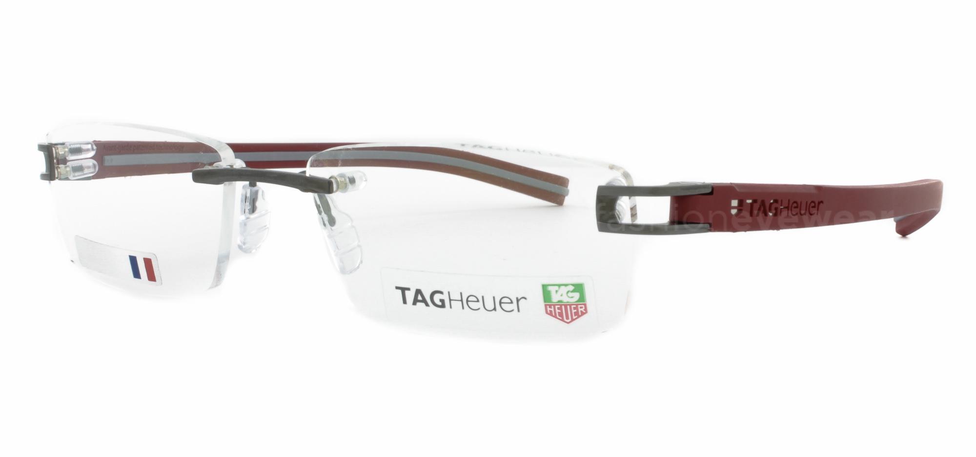 2b323b127c Tag Heuer Eyeglasses - Luxury Designerware Eyeglasses