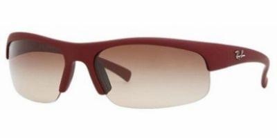 Rimless Glasses Hakim : ray ban 4039