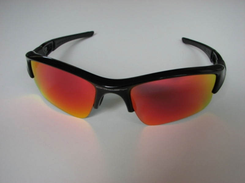 oakley red jacket xj5i  OAKLEY FLAK JACKET XLJ 03899