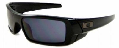 Gas Can - Oakley - Polished Black/Grey Polar 12891