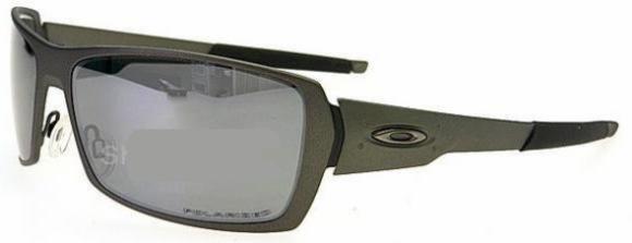 Oakley Spike Titanium Iridium 05 932   Louisiana Bucket Brigade 0e15779fcc