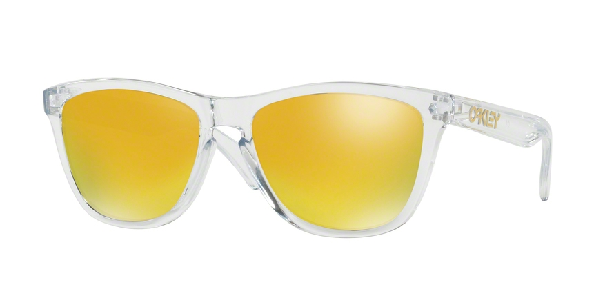 Oakley Neon Yellow Frogskin Sunglasses  oakley frogskins sunglasses