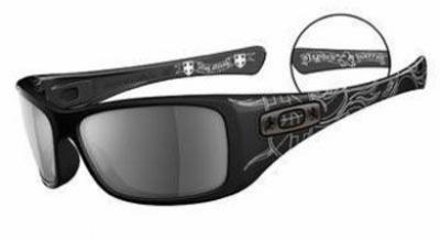 Hijinx - Oakley - Polished Black/Grey Polar 12940