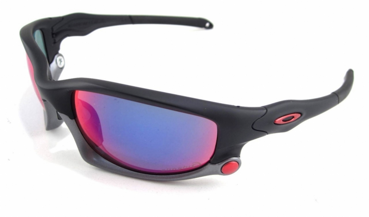 oakley red jacket xj5i  oakley split jacket polarized