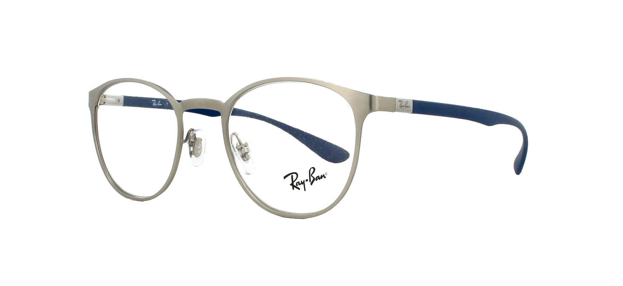 662493050c Ray Ban 6355 Eyeglasses